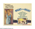"Movie Posters:Drama, Night After Night (Paramount, 1932). Lobby Cards (2) (11"" X 14""). George Raft becomes enamored with a recurring guest (Const... (2 Items)"