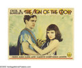 """Movie Posters:Drama, The Sign of the Cross (Paramount, 1932). Lobby Card (11"""" X 14""""). InCecil B. DeMille's Roman epic, Claudette Colbert plays t..."""
