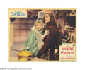 "Movie Posters:Drama, The Scarlet Empress (Paramount, 1934). Lobby Card (11"" X 14"").Marlene Dietrich finds comfort in the arms of John Lodge (gra..."