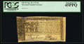 Colonial Notes, Maryland April 10, 1774 $6 PCGS Extremely Fine 45PPQ.. ...