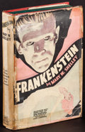"Movie Posters:Horror, Frankenstein by Mary Wollstonecraft Shelley (Grosset & Dunlap,1931). Hardcover Photoplay Book (244 Pages, 6"" X 8.25""). Horr..."