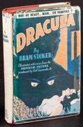 Movie Posters:Horror, Dracula by Bram Stoker (Grosset & Dunlap, 1931). H...