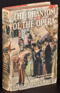 Movie Posters:Horror, The Phantom of the Opera by Gaston Leroux (Grosset & Dunlap,1925). Hardcover Photoplay Book & Hardcover Book (357 Pages,5.... (Total: 2 Items)