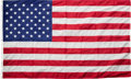 Miscellaneous Collectibles:General, 1976 United States of America Flag Flown Over Capitol on July 4 - Bicentennial!...