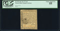 Colonial Notes, Pennsylvania April 10, 1777 4d PCGS Choice About New 55.. ...