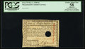 Colonial Notes, Massachusetts May 5, 1780 $2 PCGS Apparent Choice About New 58.. ...