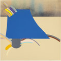 Fine Art - Work on Paper:Print, Ann Purcell (American, 20th Century). 5-1-29, 1979. Screenprint in colors. 35-1/2 x 35-3/4 inches (90.2 x 90.8 cm) (imag...