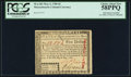 Colonial Notes, Massachusetts May 5, 1780 $5 PCGS Choice About New 58PPQ.. ...