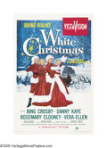 """Movie Posters:Musical, White Christmas (Paramount, 1954). One Sheet (27"""" X 41""""). Other than """"Singin' In the Rain,"""" """"White Christmas"""" may be the mos..."""