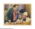 """Movie Posters:Comedy, The Chief (MGM, 1933). Lobby Card (11"""" X 14""""). After spending alife-time as a clown, Ed Wynn showed his dramatic side and w..."""