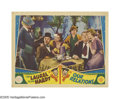 """Movie Posters:Comedy, Our Relations (Metro Goldwyn Mayer, 1936). Lobby Card (11"""" X 14"""").Laurel and Hardy eat at the same beer garden as their wil..."""