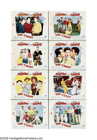 "The Caddy (Paramount, 1953). Lobby Card Set of 8 (11"" X 14""). This film's most enduring contribution was origi..."