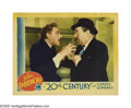 "Movie Posters:Comedy, 20th Century (Columbia, 1934). Lobby Card (11"" X 14""). This film,one of the first ""screwball"" comedies, is adapted from the..."