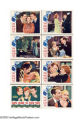 "Movie Posters:Comedy, She Had to Say Yes (Warner Brothers, 1933). Lobby Card Set of 8(11"" X 14""). The first directorial credit for Busby Berkeley... (8Items)"