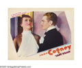"Movie Posters:Comedy, Lady Killer (Warner Brothers, 1933). Lobby Card (11"" X 14""). Adebonaire James Cagney works his way into the Hollywood syste..."