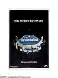 "Movie Posters:Science Fiction, Star Wars (20th Century Fox, 1978). One Sheet (27"" X 41"") BirthdayPoster. This is one of the rarest pieces from the origina..."