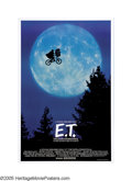 "Movie Posters:Science Fiction, E.T. The Extraterrestrial (Universal, 1982). One Sheet (27"" X 41"").Stephen Spielberg's film serves as a litmus test for all..."