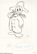 "Original Comic Art:Sketches, Lee Ames - Disney Character Illustration for ""Mickey's DrawingClass"", Group of 26 (Simon and Schuster, 1983). Feast your ey...(26 )"