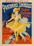 Fine Art - Work on Paper, Thirty-Five Plates from the 1896 Les Maitres de l' Affiches. Ht. 15-3/4 x 11-3/8 in.. ... (Total: 35 Items)