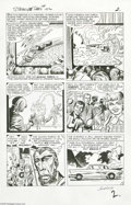 Original Comic Art:Panel Pages, Jack Kirby and Dick Ayers - Strange Tales #102, page 2 Original Art(Marvel, 1962)....