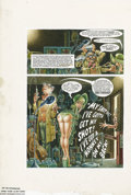 Original Comic Art:Complete Story, Harvey Kurtzman and Bill Elder - Little Annie Fanny, Complete3-page Story Original Art (Playboy, 1975). This mouth-watering...(4 items)