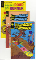 Bronze Age (1970-1979):Cartoon Character, Beep Beep the Road Runner Box Lot (Gold Key/Whitman, 1973-83)Condition: Average VF/NM. Full short box lot includes #36 (18 ...