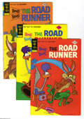 Bronze Age (1970-1979):Cartoon Character, Beep Beep the Road Runner Box Lot (Gold Key/Whitman, 1974-82)Condition: Average FN. Full short box lot includes #44 (17 cop...