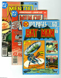 Bronze Age (1970-1979):Miscellaneous, DC Bronze Miscellaneous Group (DC, 1973-80) Condition: AverageVF/NM. Fifteen-issue group lot includes Batman #258; Me... (15Comic Books)