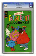 Bronze Age (1970-1979):Cartoon Character, Fat Albert #1 File Copy (Gold Key, 1974) CGC NM- 9.2 Off-white towhite pages. Overstreet 2005 NM- 9.2 value = $42. CGC cens...