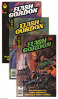 Bronze Age (1970-1979):Science Fiction, Flash Gordon File Copies Box Lot (Gold Key and Whitman, 1978-80) Condition: Average NM-. This full short box includes approx...
