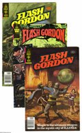 Bronze Age (1970-1979):Science Fiction, Flash Gordon Box Lot (Gold Key/Whitman, 1978-81) Condition: Average FN. Full short box lot includes #19 (two copies); 20 (tw...
