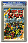 Bronze Age (1970-1979):Superhero, Giant-Size X-Men #1 (Marvel, 1975) CGC NM+ 9.6 Off-white to whitepages. Ranked as the second-most valuable Bronze Age book ...