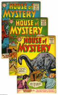 Golden Age (1938-1955):Horror, House of Mystery Group (DC, 1955-56) Condition: Average VG/FN. Thisgroup includes #41, 42, 45, 46, and 53. Approximate Over... (5Comic Books)