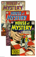Silver Age (1956-1969):Horror, House of Mystery Group (DC, 1958-59) Condition: Average FN. Thisgroup includes #77, 85, 86, 87, 89, 90, 91, and 93. Issue #... (8Comic Books)