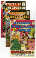 Silver Age (1956-1969):Science Fiction, Miscellaneous Silver Age Science Fiction and Horror Group (Various, 1961-77) Condition: Average VG. Thirty two-issue group l... (32 Comic Books)