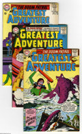 Silver Age (1956-1969):Adventure, My Greatest Adventure Group (DC, 1963) Condition: Average VF. The Doom Patrol stars in all three of these issues: #81 (secon... (3 Comic Books)