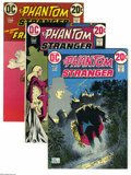 Bronze Age (1970-1979):Horror, The Phantom Stranger Group (DC, 1972-76) Condition: Average VF/NM.Eleven-issue lot includes #22, 24, 26 (book-length story ... (11Comic Books)