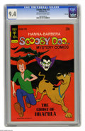 Bronze Age (1970-1979):Cartoon Character, Scooby Doo #25 File Copy (Gold Key, 1974) CGC NM 9.4 Off-white towhite pages. Overstreet 2005 NM- 9.2 value = $48. CGC cens...