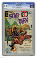 Bronze Age (1970-1979):Science Fiction, Star Trek #27 File Copy (Gold Key, 1974) CGC NM 9.4 Off-white pages. George Wilson cover. Alberto Giolitti art. Overstreet 2...