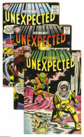 Silver Age (1956-1969):Horror, Tales of the Unexpected #30-39 Group (DC, 1958-59) Condition:Average FN. Ten-issue lot includes #30, 31, 32, 33, 34, 35, 36...(10 Comic Books)