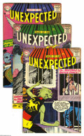 Silver Age (1956-1969):Horror, Tales of the Unexpected Group (DC, 1958) Condition: Average VG+.Six-issue group lot includes #21, 22, 24, 25, 26, and 28. F... (6Comic Books)