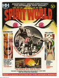 Bronze Age (1970-1979):Horror, Spirit World #1 (Hampshire Distributors, Ltd., 1971) Condition: VF+. Cover by Neal Adams. Interior art includes Jack Kirby a...