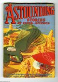 Pulps:Science Fiction, Astounding Stories (V11#3) Jan 1933 (Street & Smith, 1933)Condition: VG/FN. Hans Wessolowski cover art. Tight spine, cream...