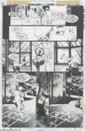 Original Comic Art:Panel Pages, Peter Gross - Aracana Annual #1, Panel page Original Art, Group of 28 (DC, 1994). Young mage Timothy Hunter journeys into th... (28 items)
