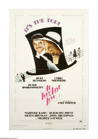 """At Long Last Love (20th Century Fox, 1975). One Sheet (27"""" X 41""""). Peter Bogdanovich's homage to the musical's..."""