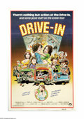 "Movie Posters:Comedy, Drive-In (Columbia, 1976). One Sheet (27"" X 41""). The craziness ofa night at the drive-in movies (Kids, ask your parents wh..."