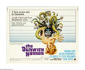 """Movie Posters:Horror, The Dunwich Horror (AIP, 1970). Half Sheet (22"""" X 28""""). Dean Stockwell is a warlock who wants to get his hands on the Necron..."""