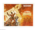 "Movie Posters:Adventure, Hercules (MGM/UA, 1983). Half Sheet (22"" X 28""). Muscleman LouFerrigno takes on a series of challenges as Hercules, son of ..."