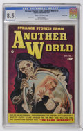 Golden Age (1938-1955):Horror, Strange Stories from Another World #3 Crowley Copy pedigree(Fawcett, 1952) CGC VF+ 8.5 Cream to off-white pages....