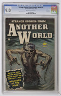 Golden Age (1938-1955):Horror, Strange Stories from Another World #4 Crowley Copy pedigree(Fawcett, 1952) CGC VF/NM 9.0 Off-white to white pages....